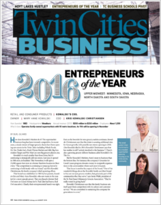 Congrats to Kowalskis Markets_TCBMagazine_July282016